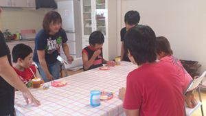 7月19日(木)今日も子供たちは笑顔満開です!
