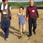 行動援護と言うサービスを知っていますか?元気いっぱいの子供達を紹介します。