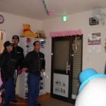 降り続いた雪もすっかり解けて、2月の移動支援は、お誕生日会をしました。