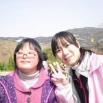 初参加の上野山一葉ヘルパーです。