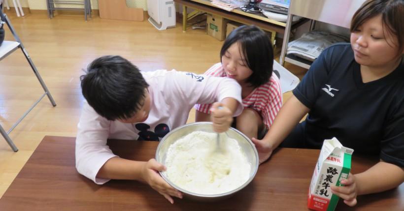 ハッピーバースデイ♫ 放課後等デイサービスでお誕生日会! まごころランドでは手作りケーキでお祝いします