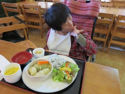 6琴世さんのこのボリュームはすごい!ほとんど全部食べちゃいましたよ