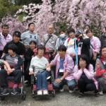 春だ! お城だ!! 忍者だ!? 4月の移動支援は和歌山城を散策