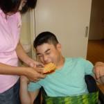 6月のご当地クッキングは、名古屋グルメ!!今日も、放課後等デイサービスの子供達と一緒に、おいしいおやつを作ります!