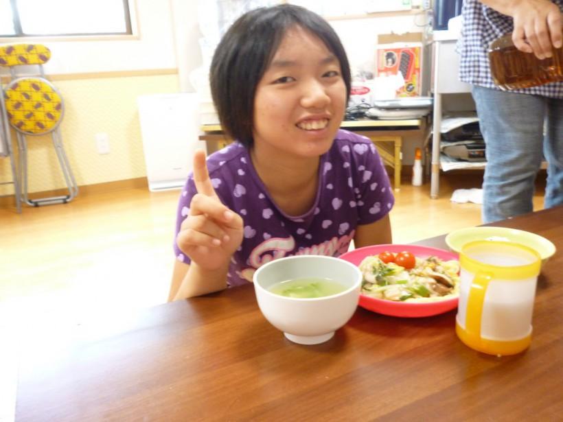 ~放課後等デイサービス~ 夏休みの1週間の昼食を紹介します!