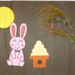 お月見会・感謝day!!!! 9月の子供達の様子です(^○^)