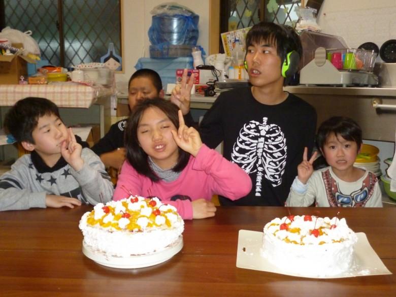 ピクニック・お誕生日会、春休みも楽しかったね\(^o^)/