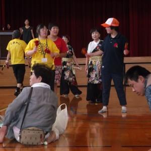 第29回ふれあい夏まつり(広川町民体育館)に参加しました♪
