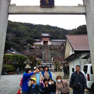 三社詣りに行きました(^^)/